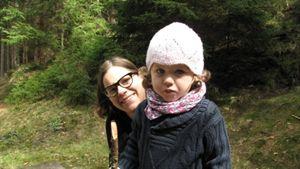 Bára Dvořáková, maminka Niny